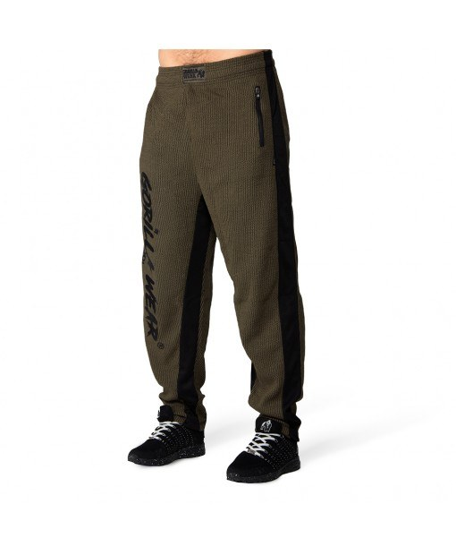 Брюки Augustine Old School Pants Army Green