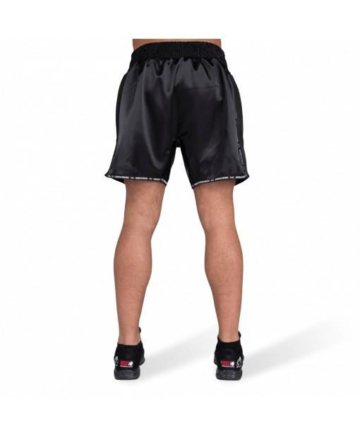 Шорты Murdo Muay Thai / Kickboxing Shorts - Black/Gray