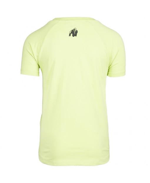 Lodi T-shirt Light Yellow