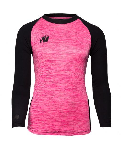 Mineola Long Sleeve  Pink