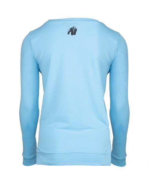 Riviera Sweatshirt Light Blue