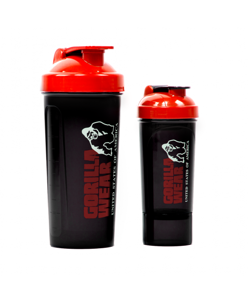 Shaker 2 xl Blacl/Red 3