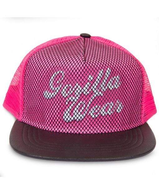 Бейсболка Mesh Cap Pink
