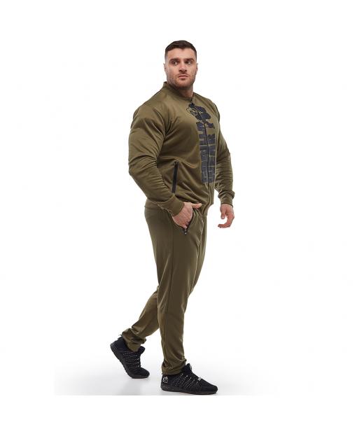 Спортивный костюм Ballinger Army Green/Black