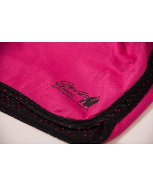 Шорты Madison Reversible Shorts Black/ Pink