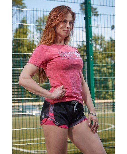 Футболка Camden T-shirt Pink