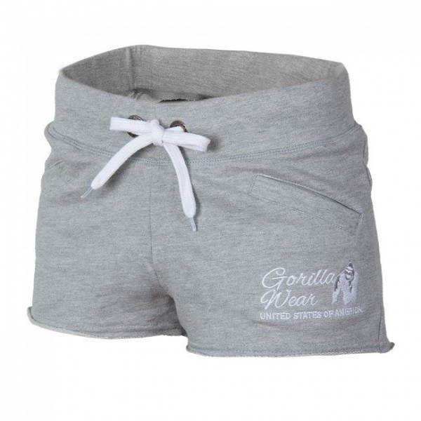 Шорты Women's New Jersey Sweat Shorts Grey