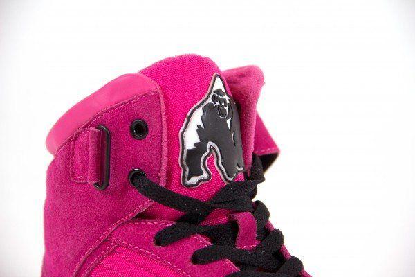 Кроссовки Gorilla Wear High Tops Pink