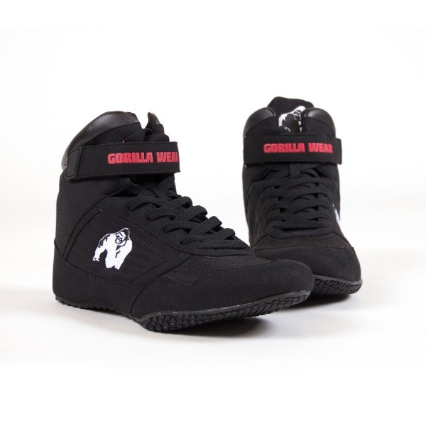 Кроссовки Gorilla Wear High Tops Black