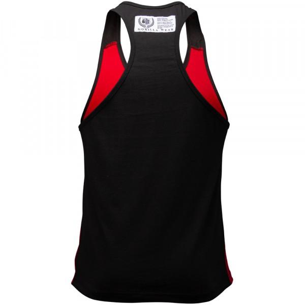 Майка Roswell Tank Top Red/Black