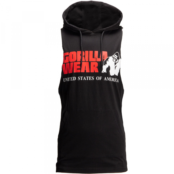 Rogers Hooded Tank Top