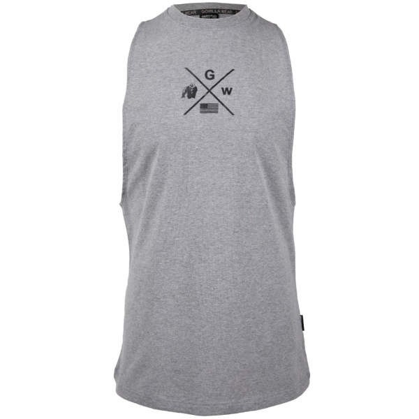 Cisco Drop Armhole Tank Top