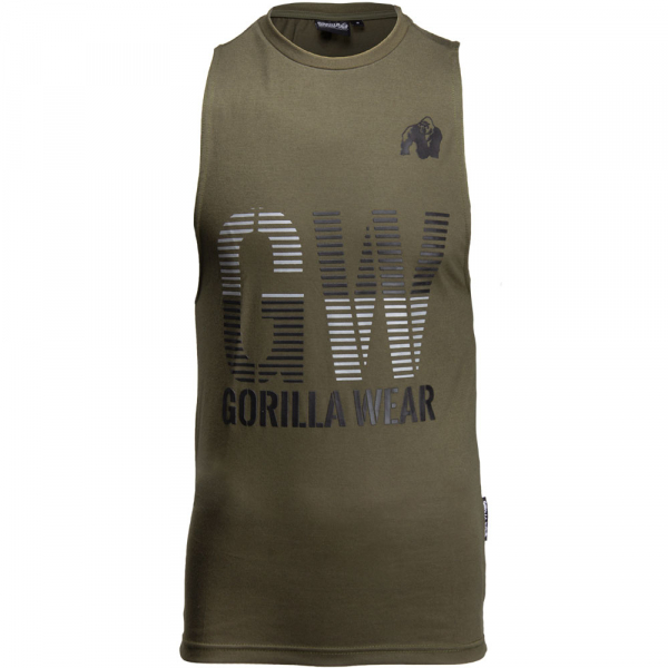 Футболка Dakota Sleeveless T-shirt Army Green