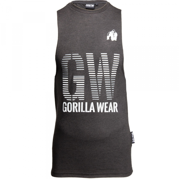 Футболка Dakota Sleeveless T-shirt Gray