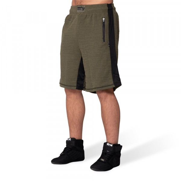 Шорты Augustine Old School Shorts Army Green