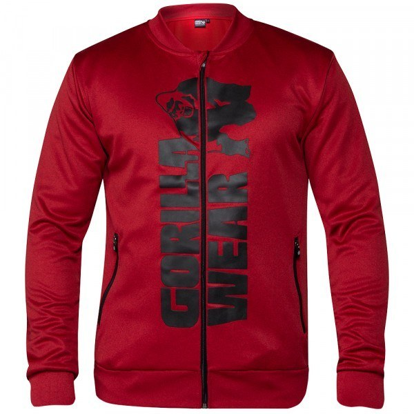 Куртка Ballinger Track Jacket Red/Black