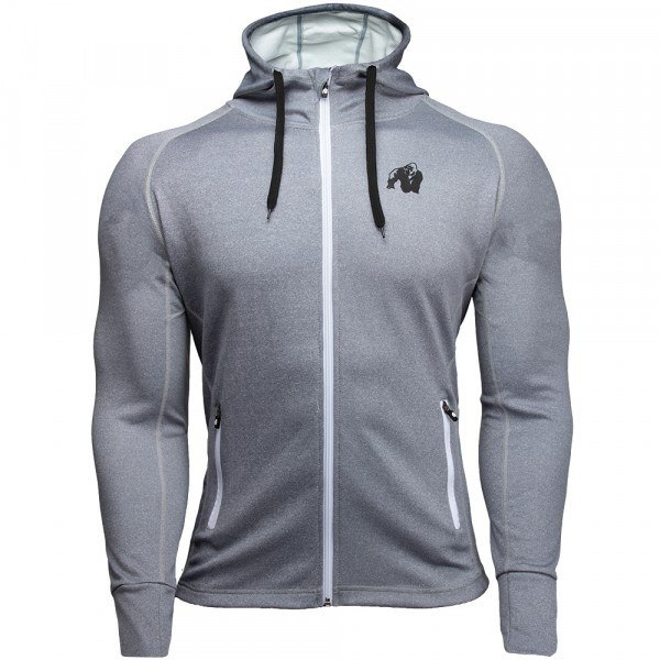 Куртка Bridgeport Zipped Hoodie Silverblue