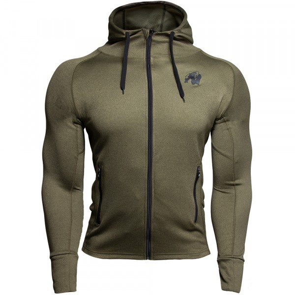 Куртка Bridgeport Zipped Hoodie Army Green