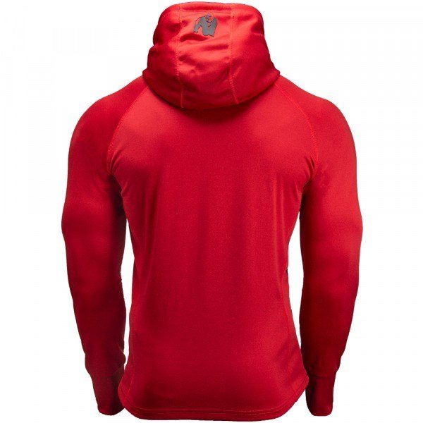 Куртка Bridgeport Zipped Hoodie Red