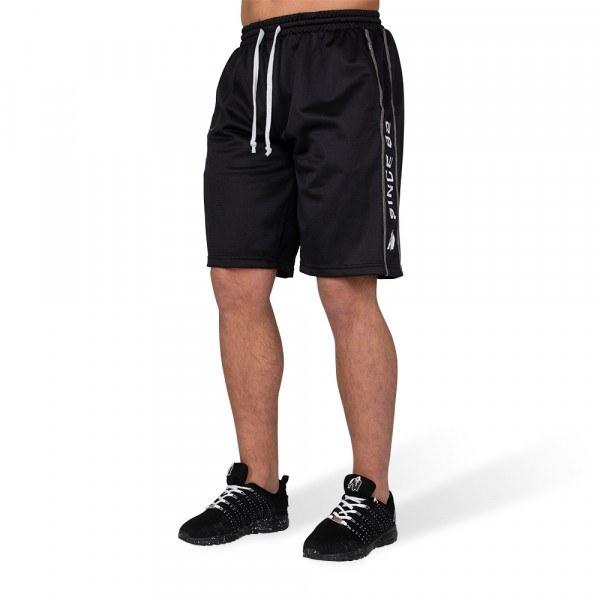 Шорты Functional Mesh Shorts Black/White