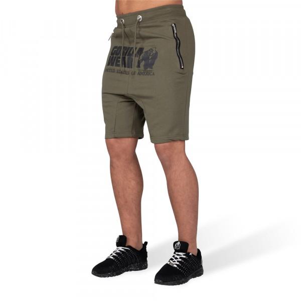 Шорты Alabama Drop Crotch Shorts Army Green