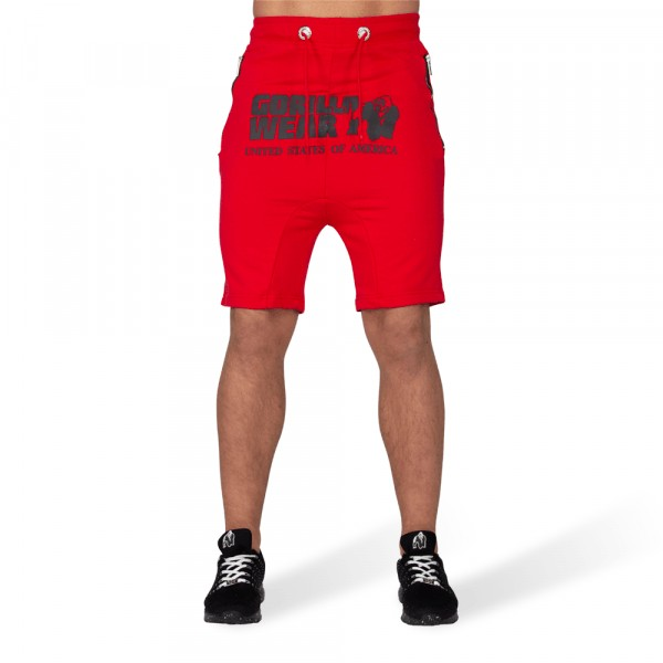 Alabama Drop Crotch Shorts