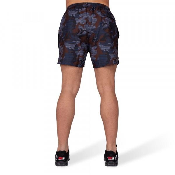 Шорты Bailey Shorts Blue Camo