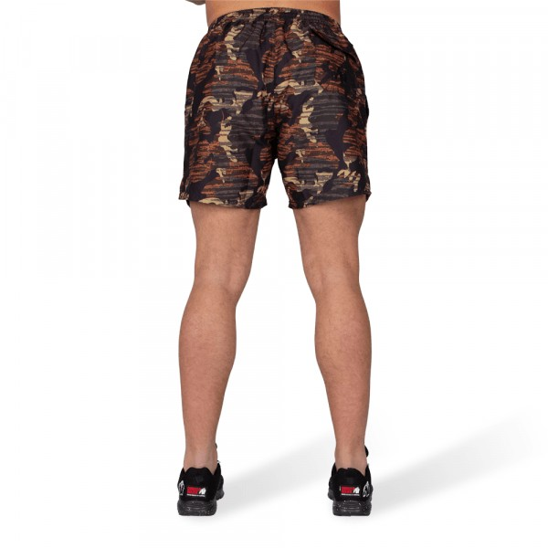 Шорты Bailey Shorts Brown Camo