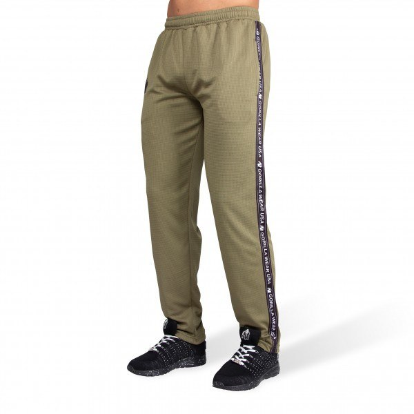 Брюки Reydon Mesh Pants Army Green