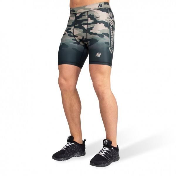 Шорты Franklin Shorts Army Green Camo