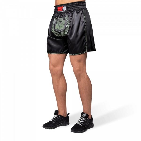 Шорты Murdo Muay Thai / Kickboxing Shorts - Army Green