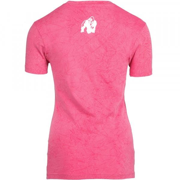 Camden T-shirt Pink