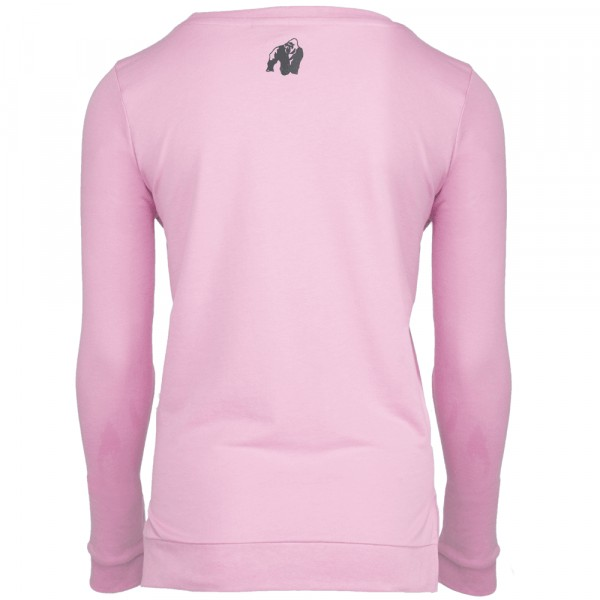 Riviera Sweatshirt Light Pink