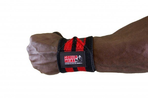 Wrist Wraps PRO Black/Red