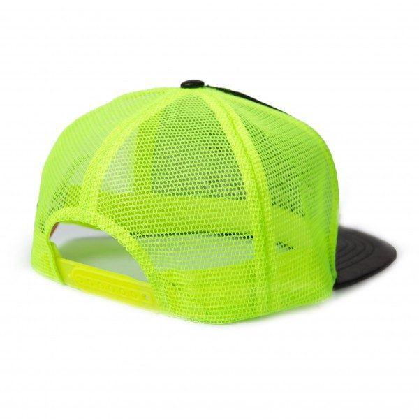 Mesh Cap Neon Lime