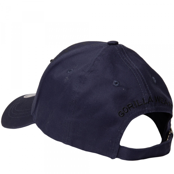 Julian Cap Navy Blue/Black