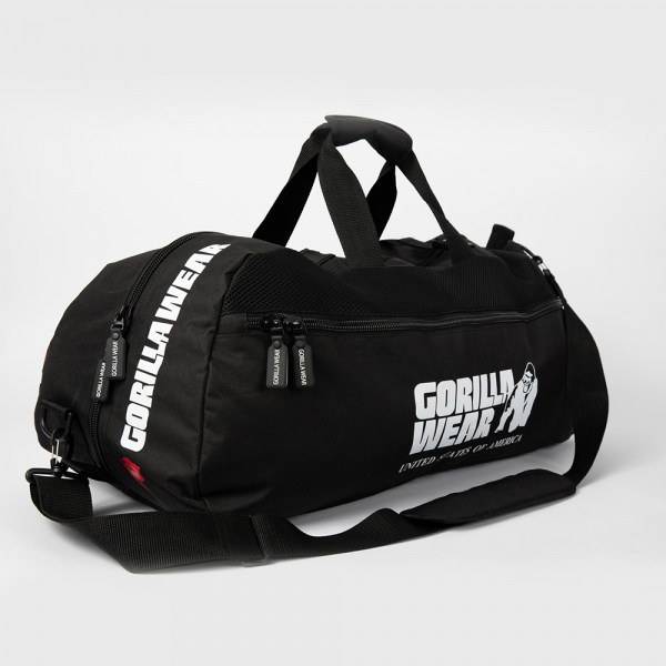 Norris Hybrid Gym Bag/Backpack