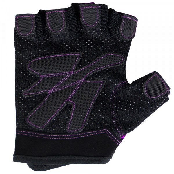 Перчатки Women's Fitness Gloves Black/Purple