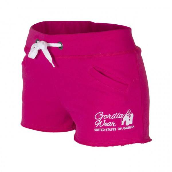 Шорты Women's New Jersey Sweat Shorts Pink